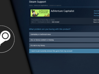 Delete a Game from Steam
