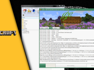How to install and play Life in the Woods Minecraft Mod